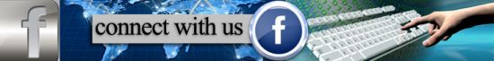 connect with us on facebook, like us on facebook