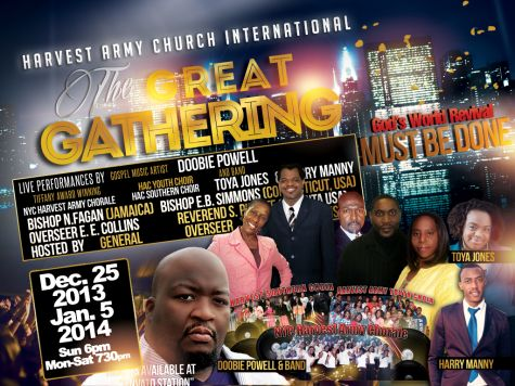 tgg, tgg 2013, tgg 2014, the great gathering, harvest army, world revival, ns dezigns, nawcious, flyers, church, gospel