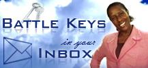 Battle Keys in your Inbox