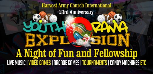 "youthorama, 23rd anniversary, celebration, fellowship, fun,  youth, ""youth in actio"" ""harvest army"" bronx, ny, 2013"