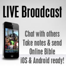 Watch our Live Broadcast